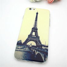 Cases with Beautiful City Towers for iPhone 6
