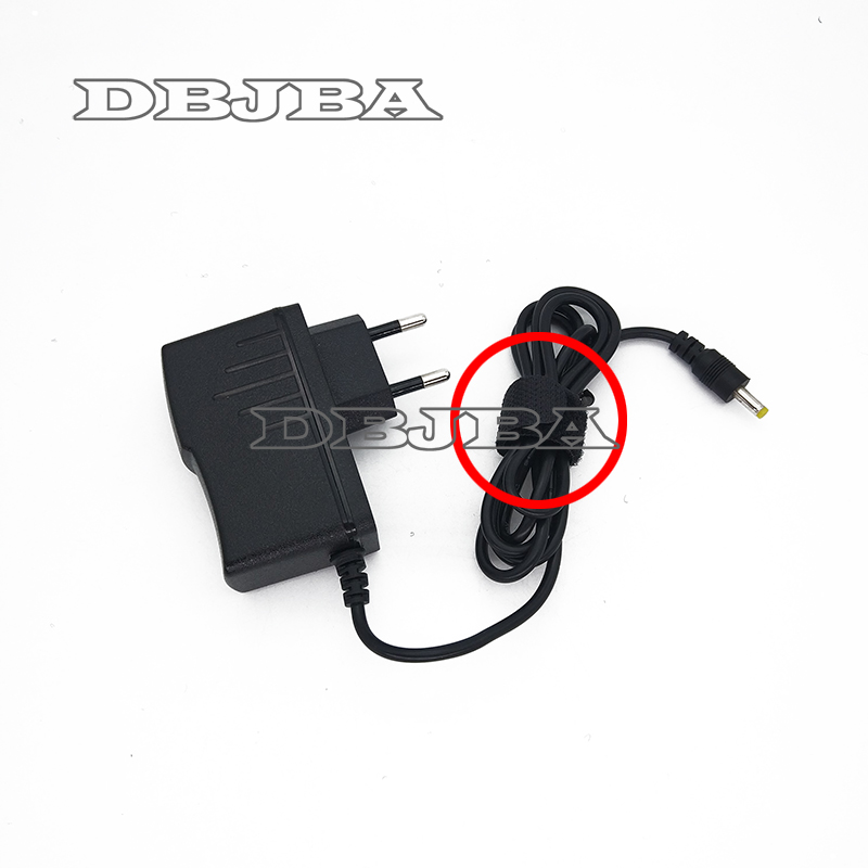 10pcs 5.5 x 1.7mm Universal AC DC 2 Pin Plug Charger Tip Power Adapter Laptop