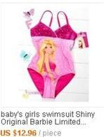 8609f1dbcb268 Amazing Baby girl swimwear beach Kids Children's bikini swimsuit ...