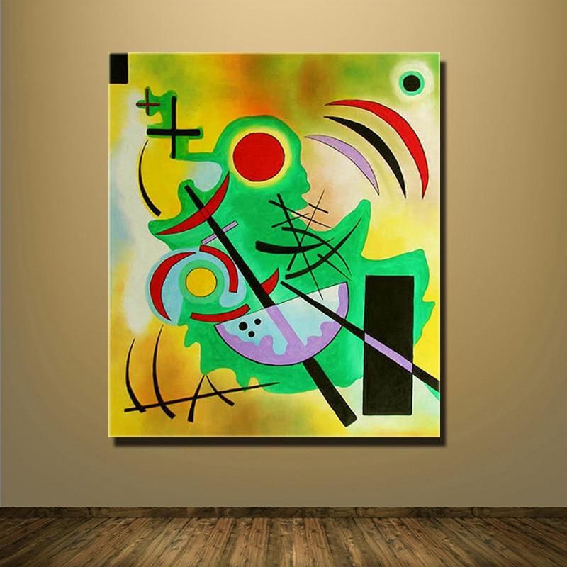 Online buy wholesale kandinsky abstract art from china for Buy abstract art online