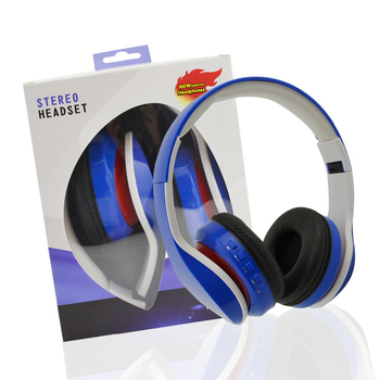 qijiagu  50sets Wireless wired Bluetooth headphones  headset with Microphone for mobile phone music earphone TF card support