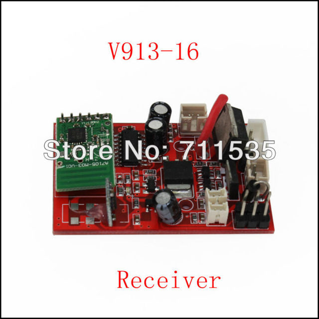 v913 16 receiver main board pcb box circuit board spare parts rh aliexpress com