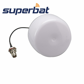 антенный кабель Gps | Superbat антенна для Gps-навигатора морской усилитель антенного сигнала 5dBi 1575,42 МГц Антенна TNC Гнездовой разъем 3 м кабель 50 Ом