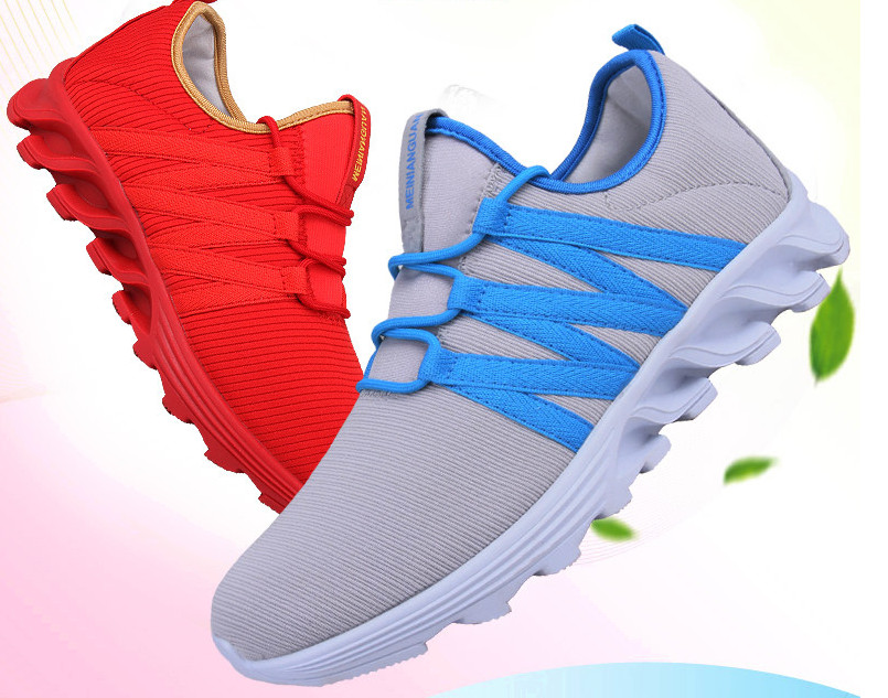 BEANNHUA The new spring and summer leisure lovers blade low breathable mesh of sports shoes running