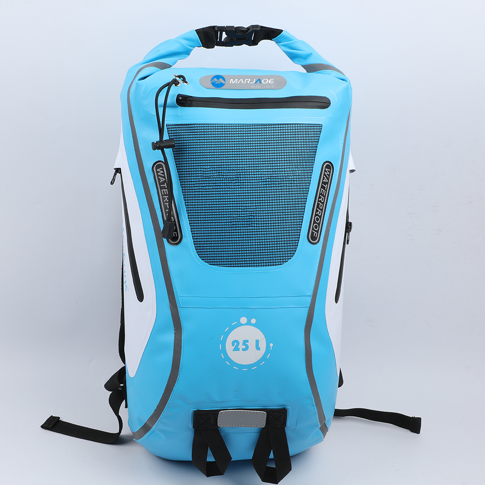 25L Outdoor Waterproof Swimming Backpack Bag Impermeable For Sport Hiking Trekking Dry Water Proof Bag Rucksack