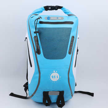 25L Outdoor Waterproof Swimming Backpack Bag Impermeable For Sport Hiking Trekking Dry Water Proof Bag Rucksack Backpacks - DISCOUNT ITEM  20% OFF Sports & Entertainment