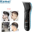 Kemei Professional Rechargeable 0mm Baldheaded Hair Beard Trimmers Haircut Styling Machine Barber Electric Unique Hair Clipper