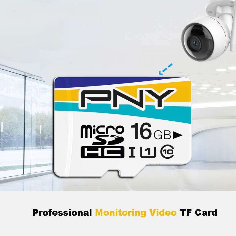 Image 5 - PNY Micro SD 16GB 32GB Memory Card microSDHC Carte Tarjeta micro sd monitoring system card Tachograph Cards Class 10 TF Card-in Micro SD Cards from Computer & Office