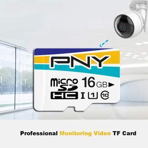 Image 5 - PNY micro sd 16GB 32GB Tarjeta de memoria microSDHC Carte Tarjeta micro sd sistema de monitoreo Tarjeta tacógrafo Clase 10 Tarjeta TF