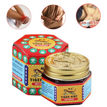 19.4g Antiperspirant Red White Tiger Balm Ointment Essential Balm Insect Bite Extra Strength Joint Pain Relief Arthritis