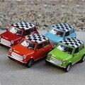 Niños toys regalos 1:36 modelos de coches antiguos de vuelta al poder cars coche de juguete los niños de sonido y luz niños año nuevo brinquedo