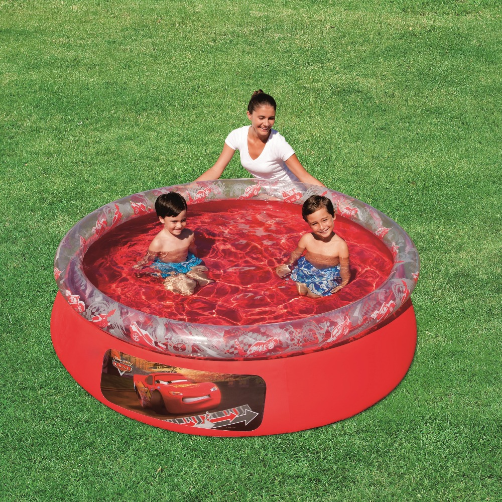 91026 Bestway D198*H51(D78*H20) Hot-selling Top Ring Inflatable Swimming Pool for Kids/Dish-Like Swimming Pool/Laminated Pool