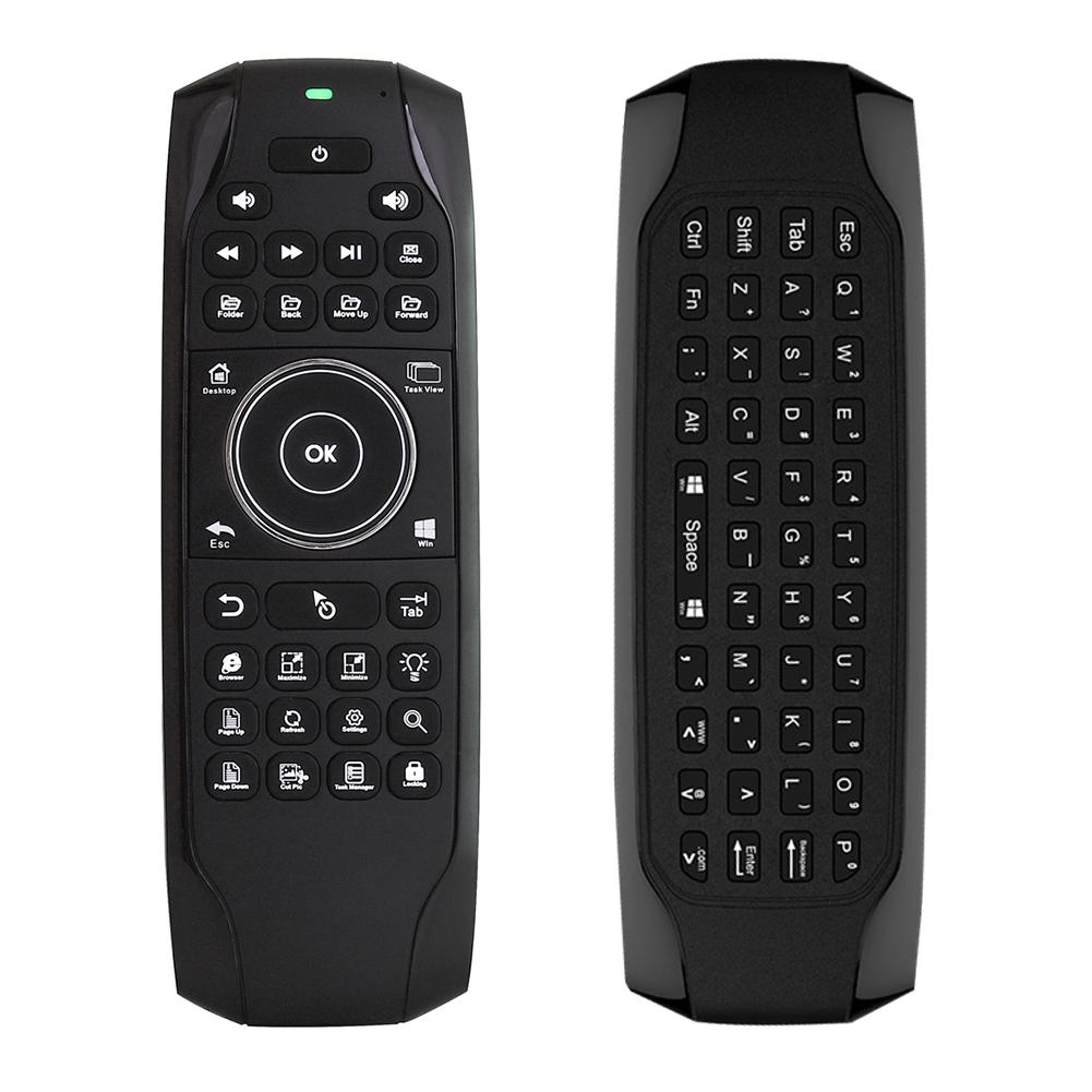 Computer Remote Control G7 W Win10 Edition Wireless Keyboard USB2.4G Mini Wireless Keyboard Compatible With Android Smart TV Box