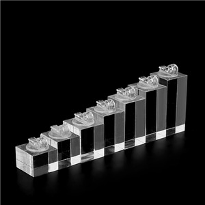 7Pcs Finger Ring Display Stand