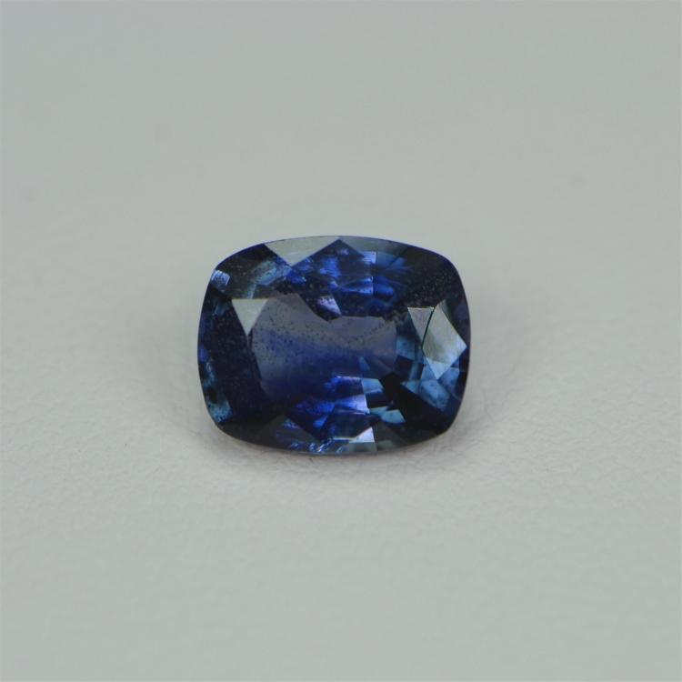 CGJ 2.98CT SI type Natural Sri Lanka Origin HEATED Blue Sapphire Loose Gemstones 2019 icc cricket world cup sri lanka v south africa