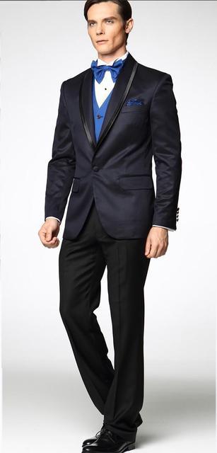 Aliexpress.com : Buy Wholesale New Navy Blue Jacket Black Pants ...
