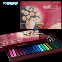 Painting Crayons Soft Pastel 12 24 48 60 Colors Set Art Drawing Set Chalk Hair Color