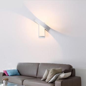 Persönlichkeit Originalität Mode Moderne Einfache Einstellbare Wandleuchte Schlafzimmer Wohnzimmer Korridor Innen Führte Wandleuchte