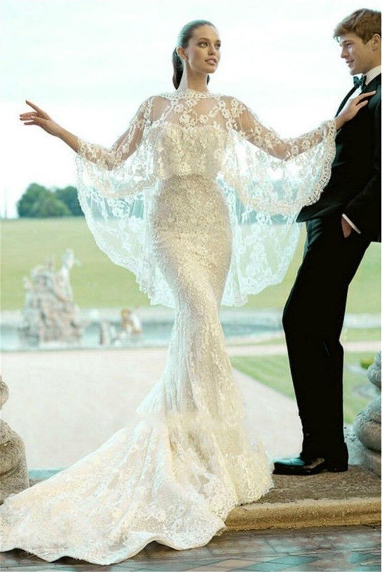 sydnie off shoulder rustic bohemian bell sleeve wedding dress shoulder BELL SLEEVES dress zoom