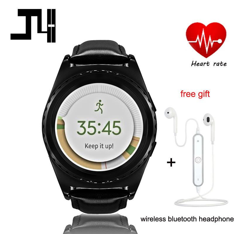 Smart Watch NO.1 G4 Heart Rate Compatible For Apple IOS Android 128M+32M Bluetooth MINI SIM Smartwatch Wearable Support TF Card f2 smart watch accurate heart rate statistics i bluetooth watch compatible android smart wearable ios system
