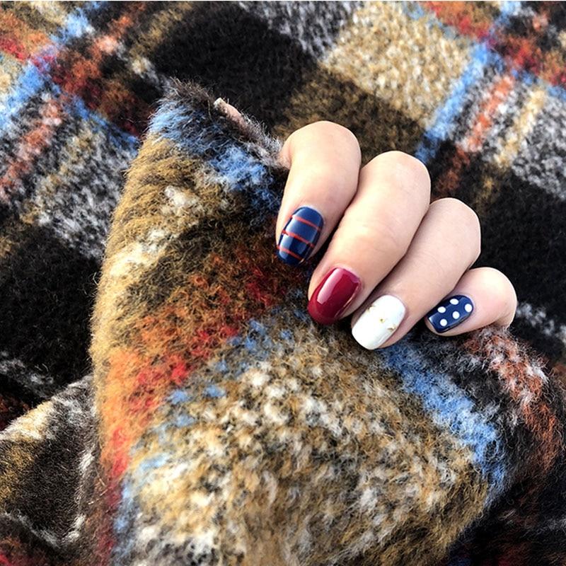 2018 new fashion Colored plaid wool Albaca fabric for coat tissu au metre telas por metros tecido tela shabby chic Christmas DIY