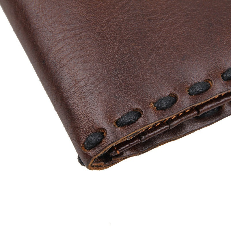 Men genuine leather wallet 6