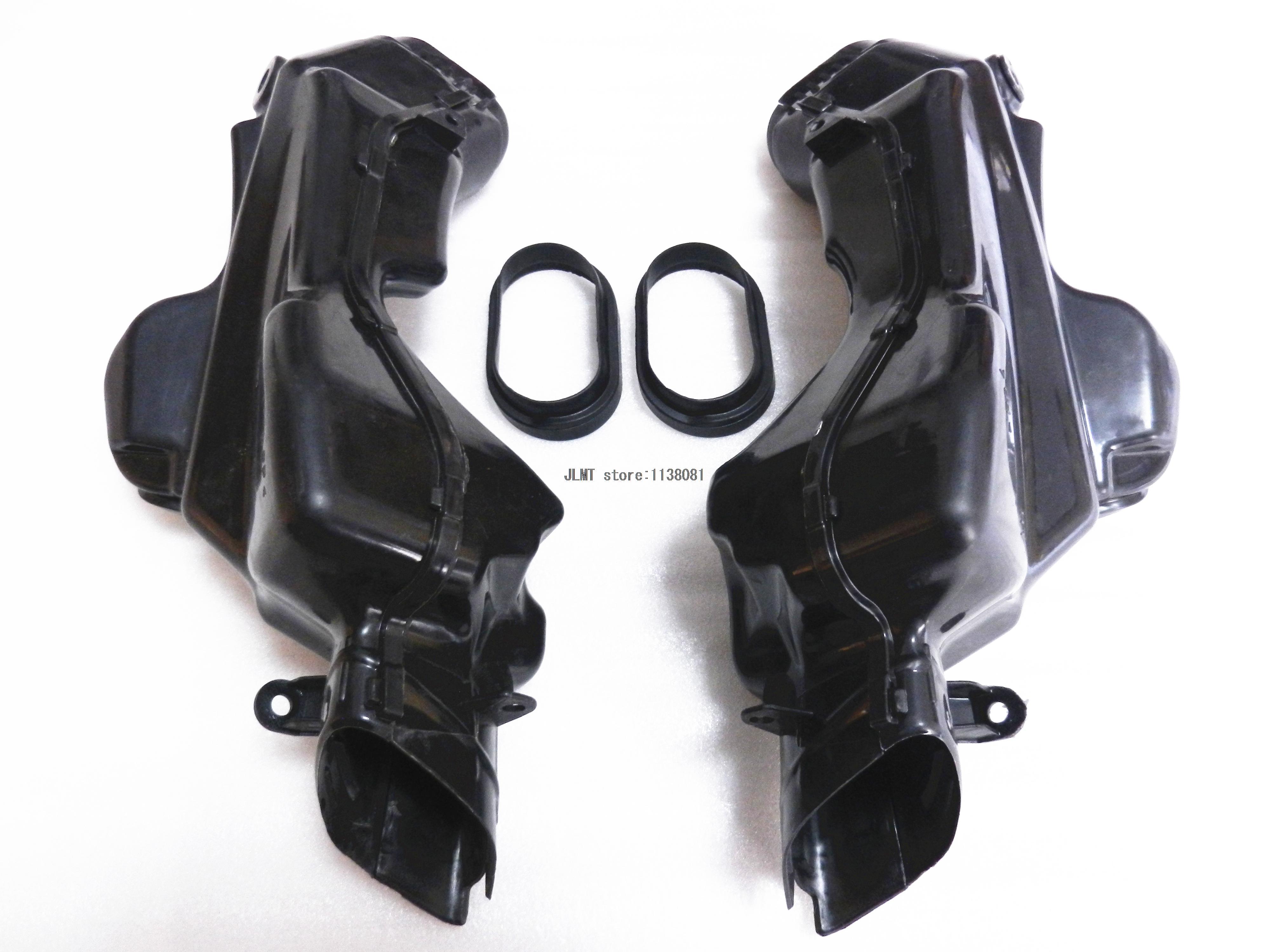 Ram Air Intake Tube Duct for Suzuki GSXR1000 GSX-R1000 GSXR 1000 2008 2007 08 07 new motorcycle ram air intake tube duct for suzuki gsxr600 gsxr750 2006 2007 k6 abs plastic black