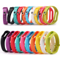 Wristbands mi band 2 strap Replace Strap for Xiaomi Mi Band 2 Silicone Wristbands for Original Miband 2 OLED Display pk fit bit