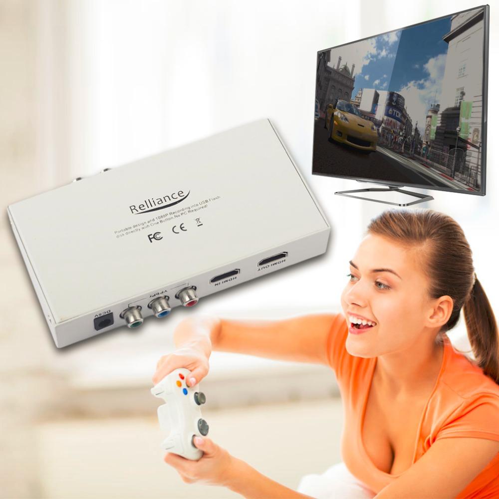 Prix pour DC 5 V 1080 P HD Jeu Video Capture HDMI Enregistreur Carte HDMI/AV TV Vidéo Enregistreur pour Intel Core 2.8 GHz Pour AMD Dual Core 3.0 GHz