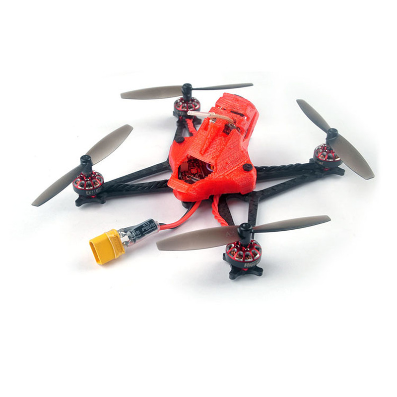 Image 5 - Happymodel Sailfly X 2S  3S Micro FPV Racer Mini Drone Crazybee F4 PRO V2.1 AIO Flight Controller 1102 Brushless Motor-in Parts & Accessories from Toys & Hobbies