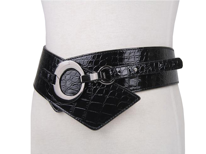 5PCS/LOT SINGYOU Belt for Women High Quality Genuine Leather Belt Vintage Female Dress Decoration Cummerbund All-match Belt 6