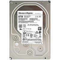 Western Digital 8TB 6TB 4TB 2TB 1TB Ultrastar DC HC510 SATA HDD - 7200 RPM Class SATA 6Gb/s 512MB Cache 3.5
