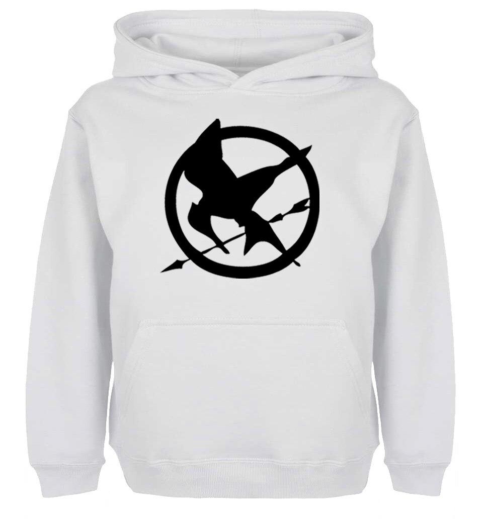 Unisex Fashion THE HUNGER GAMES Design Hoodie Men's Boy's Women's Girl's Winter Jacket Sweatshirt For Birthday Parties