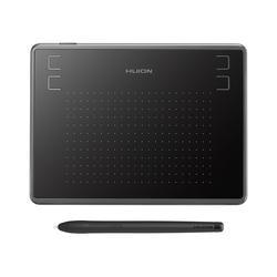HUION H430P цифровые планшеты Micro USB Подпись графика рисунок ручка планшеты осу игровая батарея-Бесплатная планшеты с подарком