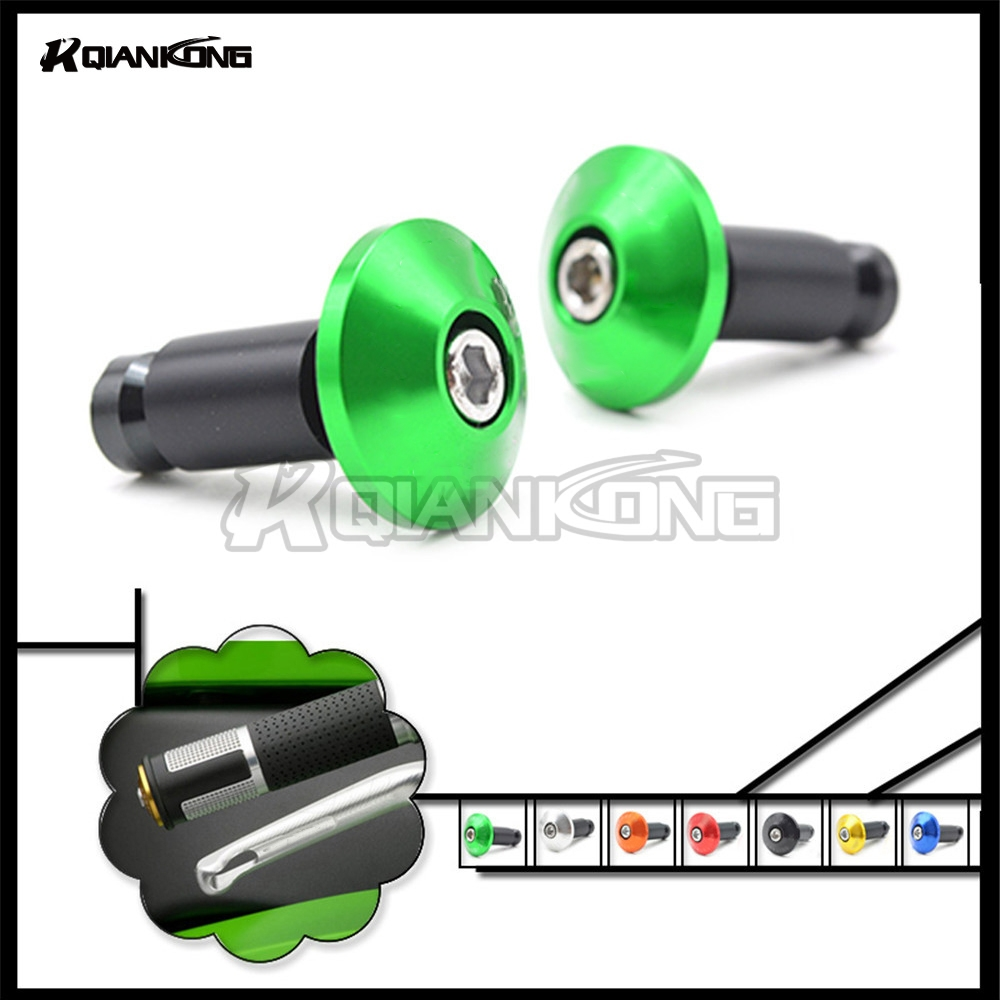Kawasaki Motorcycle Handle Grips