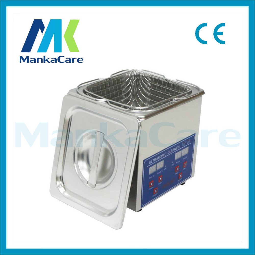 Dental Stainless Steel 2L Ultrasonic washer For Jewelry Glasses Circuit Board Baby's Feeding Tools Toys dental tools digital 3 2l ultrasonic cleaner parts electronic dental instrument tanks glasses circuit board injectors 3l washer heater timer