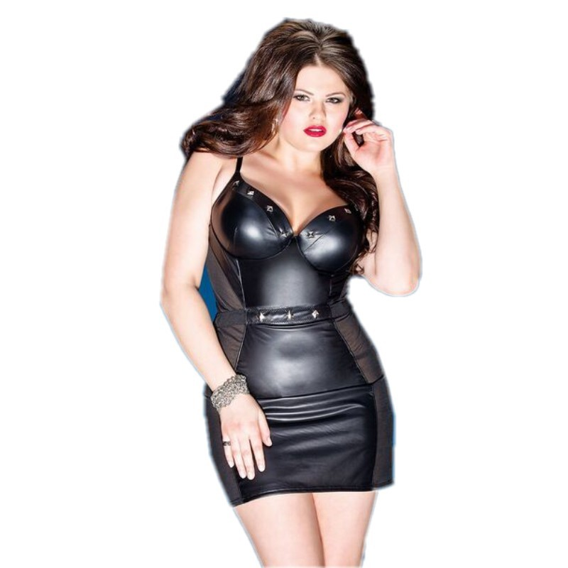 Women Photo Leather Latex Sexy 37