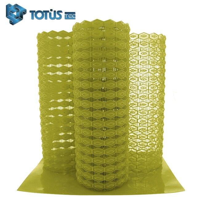 Biżuteria największa DLP światło ledowe uv 3D drukarki Z rozmiar wydruku 192 (X) X120 (Y) X200 (Z) i 120 bransoletki drukowanie w jednym czasie