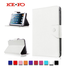 Фотография For Digma Plane 7.8 3G PU leather stand Cover Case for Samsung Galaxy Tab 2 GT-P3100 P3110 P3113 7.0 inch Universal Tablet+Film