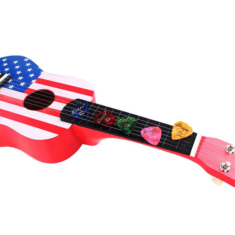 SOACH 10 шт./партия 0,46/0,71/1,0 мм медиаторы для гитары Alice электрон аксессуары для гитары бас медиатор музыкальный инструмент
