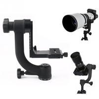 1/4 360 Degree Swivel Panoramic Gimbal Clamp Tripod Ball Head ST 360 for Photography Photos DSLR Cameras