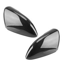 2 шт., накладки на боковые зеркала заднего вида для Volkswagen VW Golf MK6 R20 Touran Golf GTI 6 R