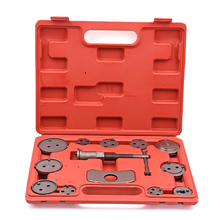 Big discount Hand Tools Set 13pcs Universal Car Disc Brake Caliper Wind Back Brake Piston Compressor Tool For Car Automobiles Repairing Tools