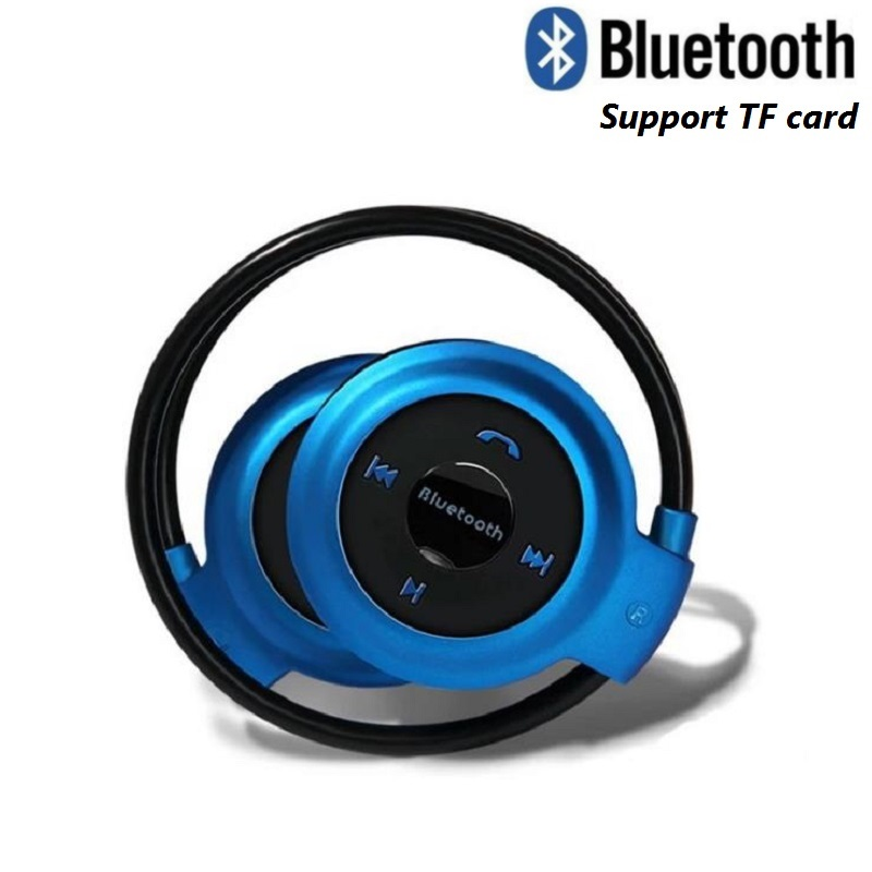 Bluetooth Earphone Men Women Sport Wireless Earbuds Support TF Card with  Bass Stereo Headphone Music for Smart Phone