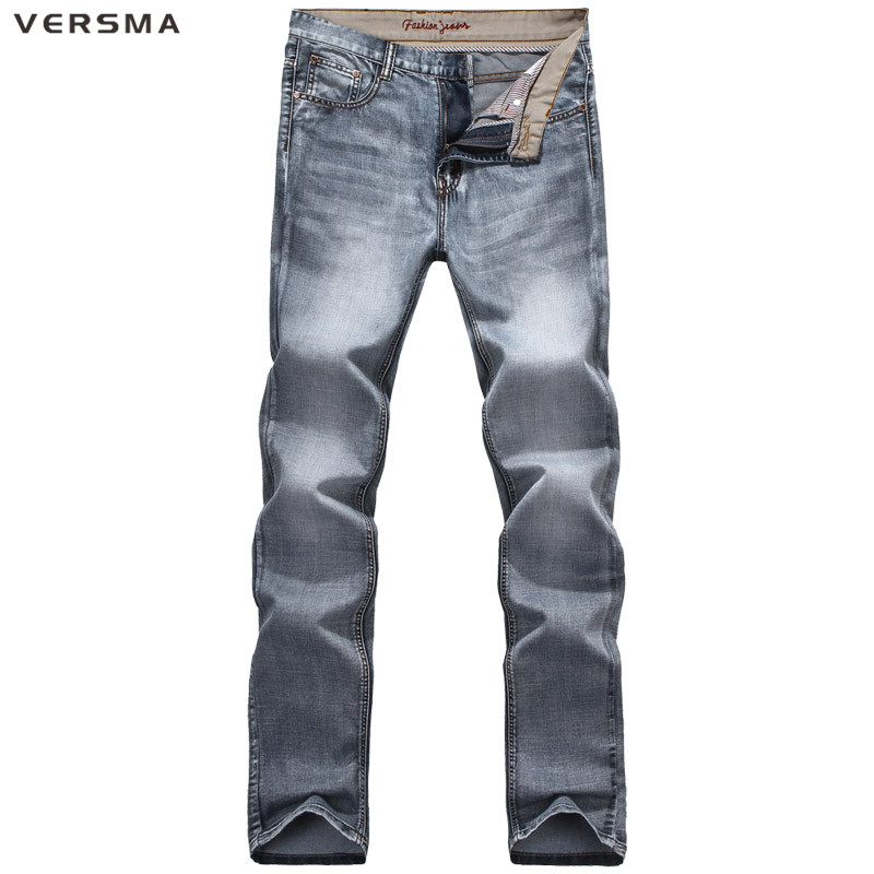 VERSMA Motorcycle Biker Jeans Men Mid Waist Stretch Skinny Jeans Pants Male Slim Denim Jogger Jeans Brand Mens Designer Clothes men s cowboy jeans fashion blue jeans pant men plus sizes regular slim fit denim jean pants male high quality brand jeans