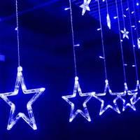 138LED Garland Rattan Vine Ball Globe Lamp Fairy String Lights for Party Wedding Christmas Home Decor