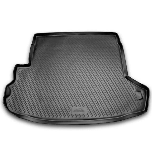 Коврик в багажник автомобиля для Nissan X-Trail T31 2007-2015 для автомобилей с элементом-органайзером CARNIS00030