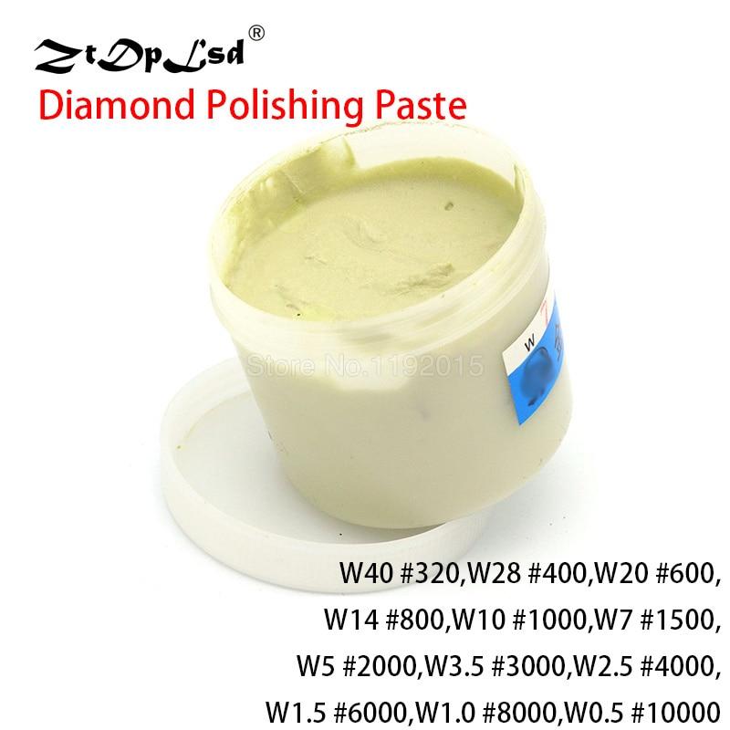 1Pcs 50g/bottle Diamond Polishing Lapping Paste Compound Syringes Micron Glass Metal Grinding Abrasive Tools Emerald Agate