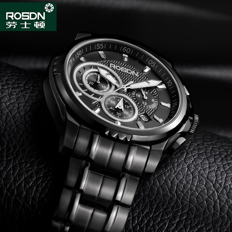 ROSDN Watches Men font b Luxury b font font b Top b font font b Brand