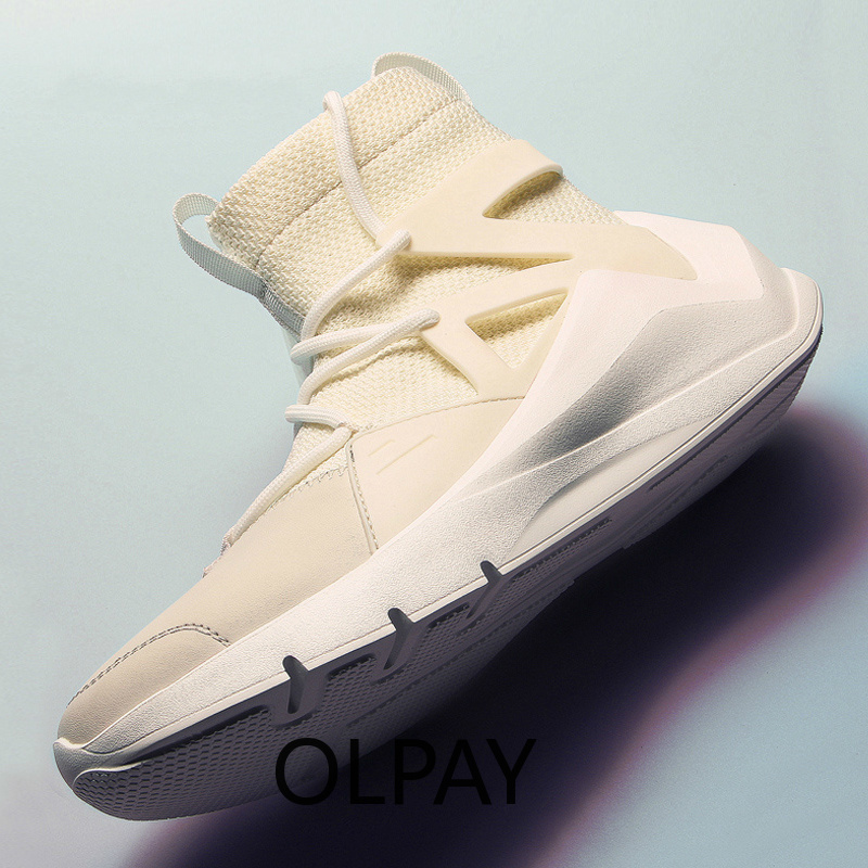OLPAY  combat boots  men shoes  high top sneakers  boots men  off white  beige boots  male comfortable shoeOLPAY  combat boots  men shoes  high top sneakers  boots men  off white  beige boots  male comfortable shoe